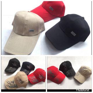 หมวกแก๊ปแฟชั่น10แบบปี2018