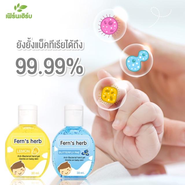 เจลล้างมือ ฆ่าเชื้อโรค สำหรับเด็ก (แพ็คคู่)แอลกอฮอร์ 70%