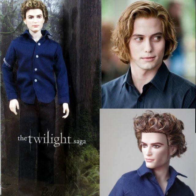 **หมดอย่าพึ่งสั่งค่ะ แท้💯Barbie  Vampire the twilight saga  dolls Jasper
