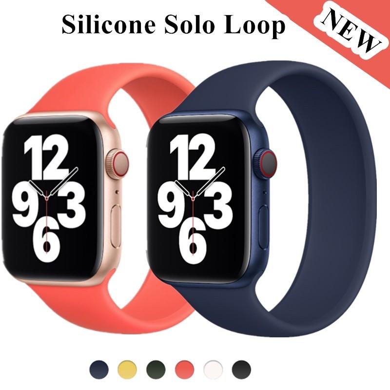 สายคล้องนาฬิกาสําหรับ Applewatch Solo