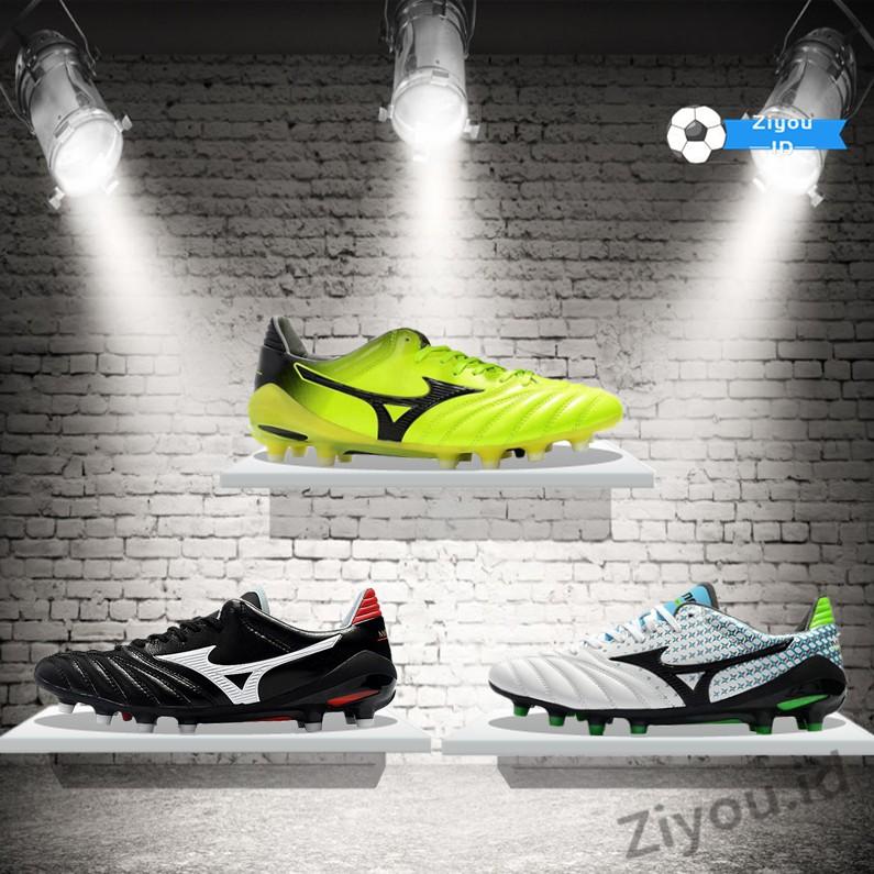 🎉ข้อเสนอเวลา จำกัด🎉 MIZUNO MORELIA NEO II FG ใหม่ รองเท้าสตั๊ด รองเท้าฟุตบอลที่ราคาถูกที่สุดในนี้