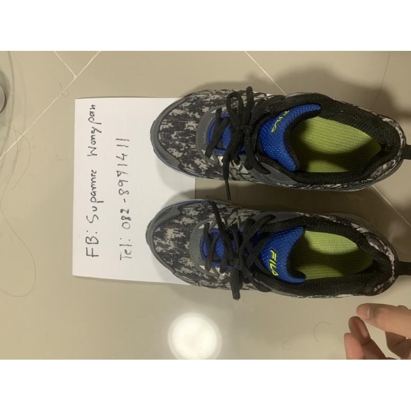 รองเท้าวิ่งFila มือ2