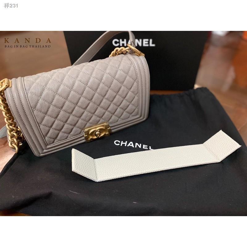 """♦☄□ฐานปีก Base Shaper Chanel Boy / Classic 7"""" 8"""" 9"""" 10"""" 12"""" ฐานกระเป๋า ที่จัดกระเป๋า"""