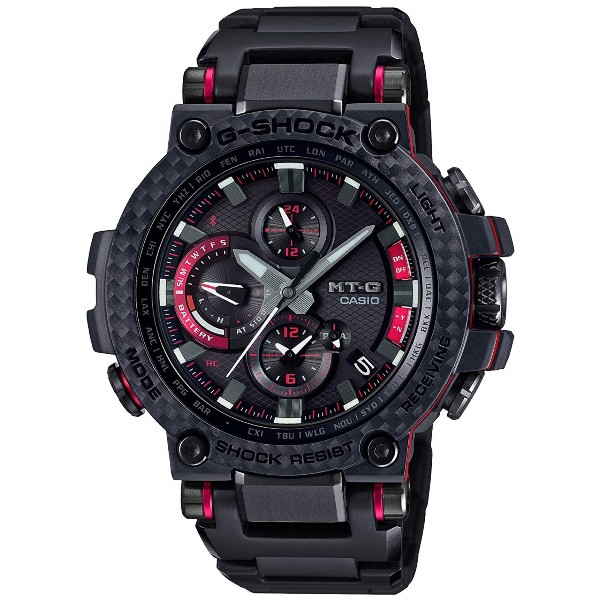 Casio G - Shock Mt - G Mtg - B 1000 Xbd - 1ajf Triple G Mtg - B 1000 Xbd - 1a นาฬิกาข้อมือสําหรับผู้ชาย