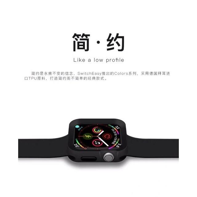 [แท้] เคส Apple Watch Switcheasy Colors Case Apple Watch Series 4/5/6 (40mm/44mm) 00OA