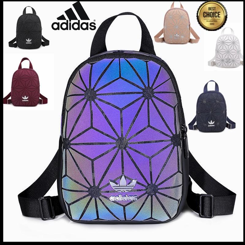 spot ADIDAS 3D Urban Mesh Roll Up กระเป๋าคาดเอว cw0609 Side BACKPACK SLING bags
