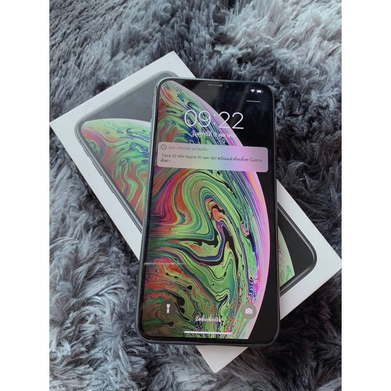 iPhone XS MAX 64GB TH (มือสอง)