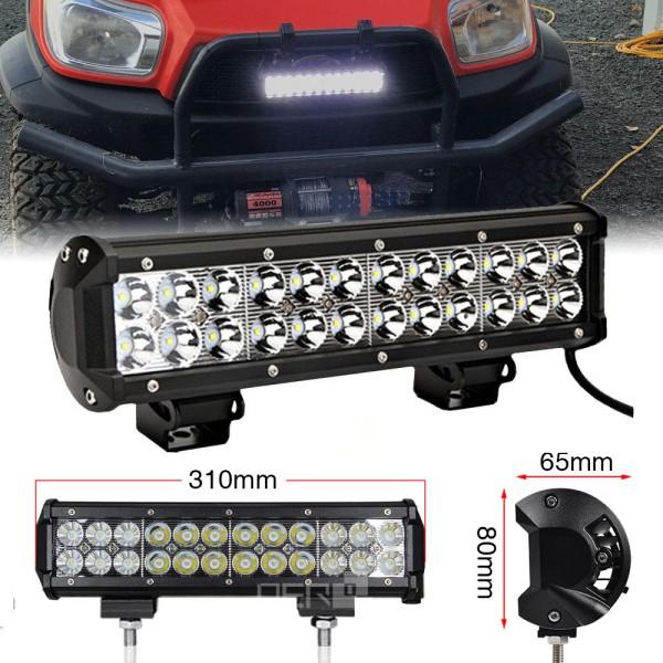 ASCENT LED Work Light Bar Driving Fog Offroad 4WD Lamp Car Cree Offroad Lightbar