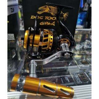 Review G-Max Dogtooth 7000..