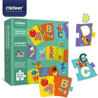 Please COD Mideer Children's puzzle large floor alphabet puzzle toddler baby early childhood cognitive toys 3-4 years ol