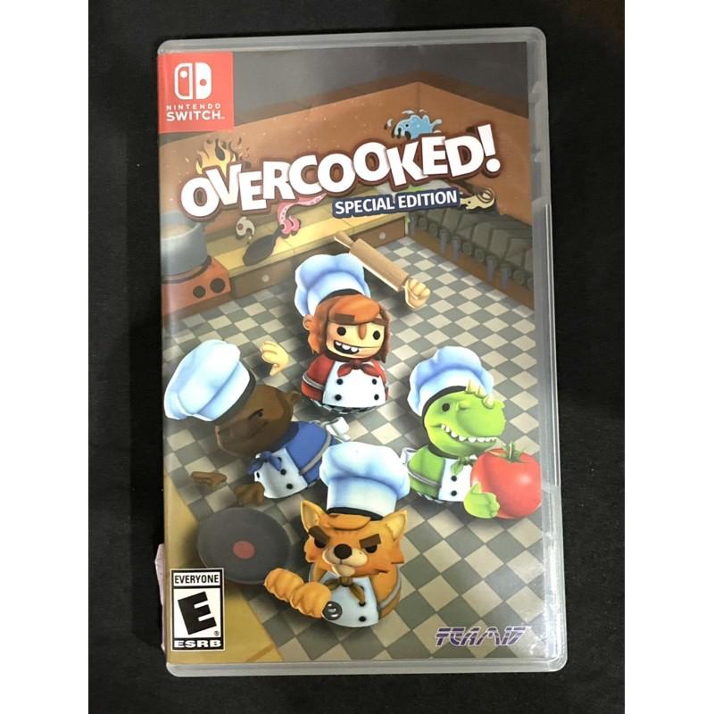 Overcookerd Nintendo  Nintendoswitch มือสอง