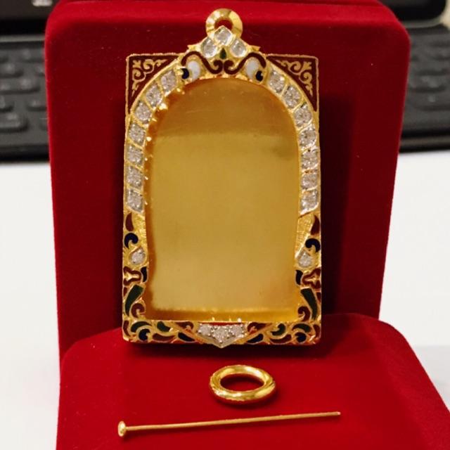 ตัวอย่างกรอบพระทองคำแท้90(18k)(สินค้าตัวอย่าง) ราคาไม่แพงสอบถามได้ที่ไลน์ bantukta คุณอันอันTel:088-6549546รับงานทองทุก
