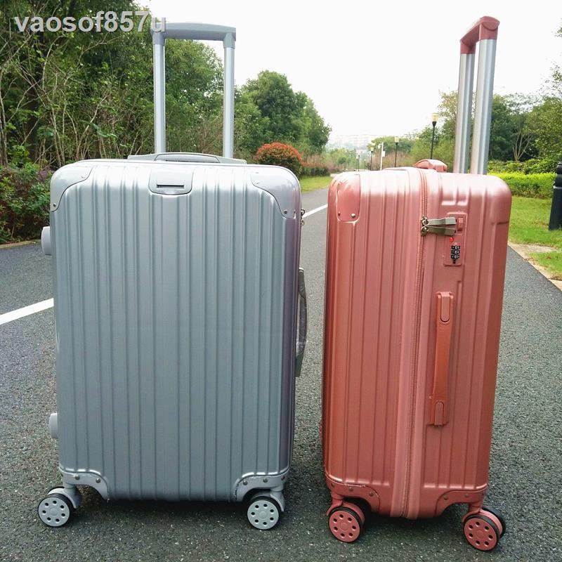 กระเป๋าเดินทางสำหรับผู้ชายและผู้หญิงกระเป๋าเดินทาง 24 นิ้วกระเป๋าเดินทางนักเรียนล้อสากล 26 นิ้วเวอร์ชั่นเกาหลีของกล่องข