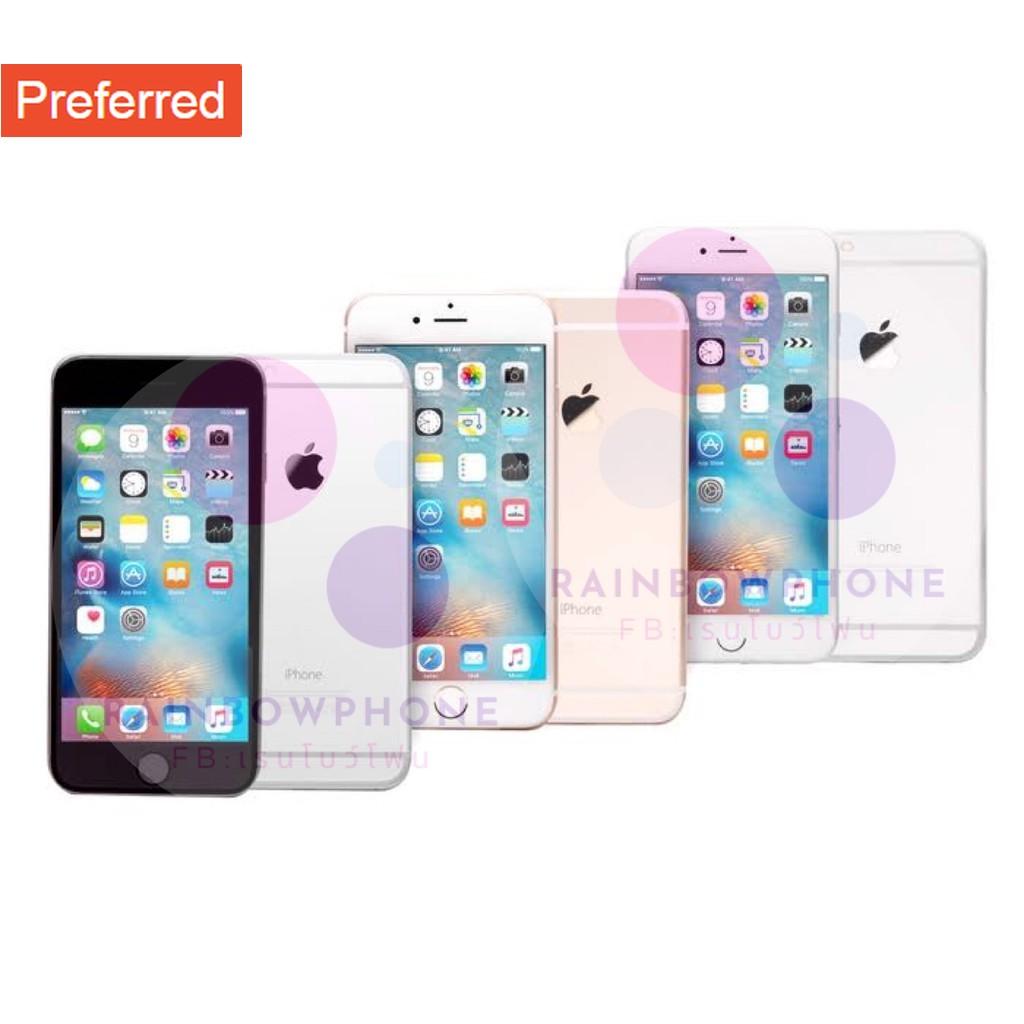 11.11iphone 6 ไอโฟน 6 apple iphone (64GB) iphone6 ip6 ขอคนรับสภาพได้นะคะ มือสองตามสภาพค่ะ