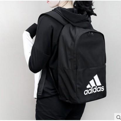 แฟชั่น Adidas Men Bag Women Backpack กระเป๋าเป้สะพายหลัง Best Quality
