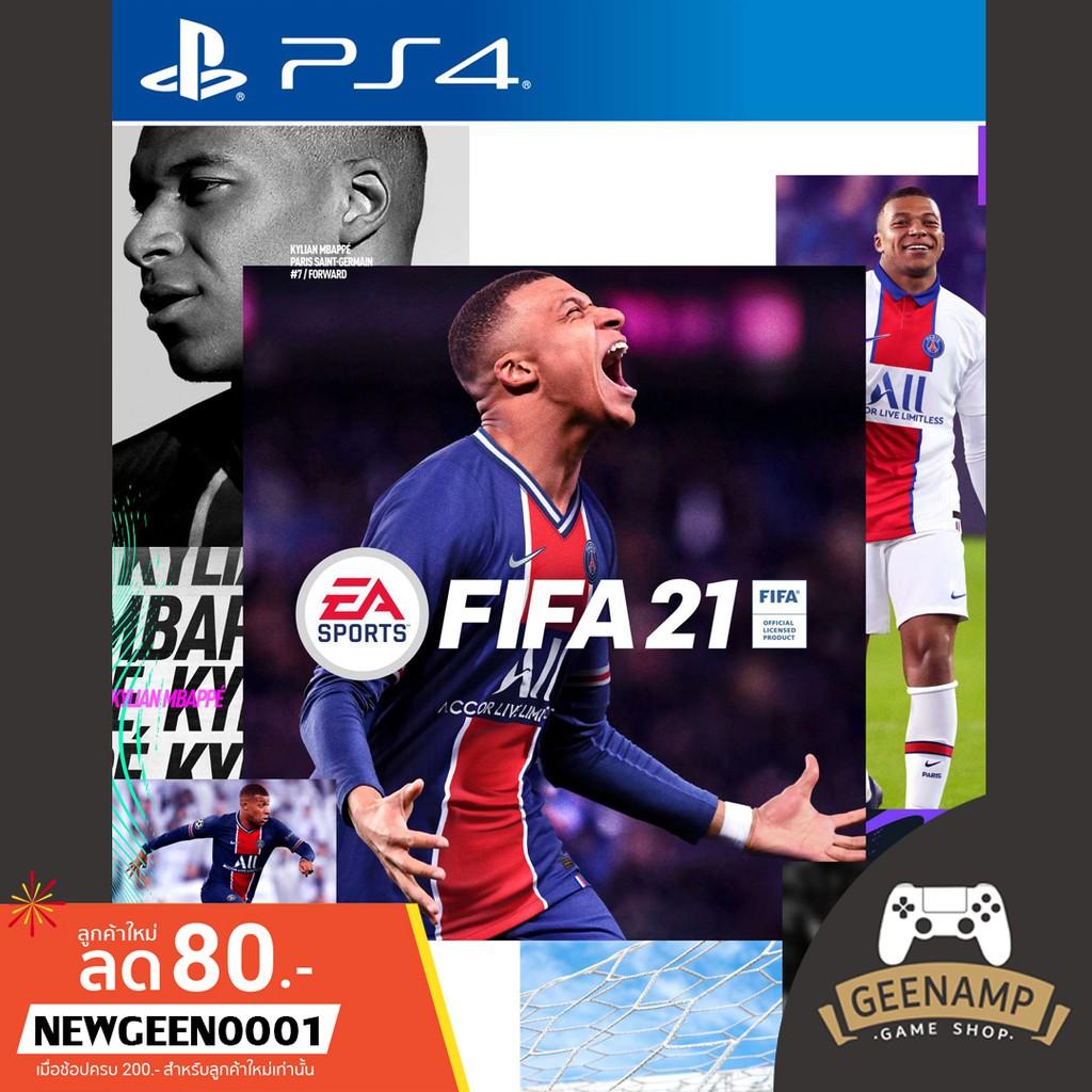 PS4 : [มือ1]  FIFA 21  (R3) [ FIFA 2021 , FIFA21 , FIFA2021 ]
