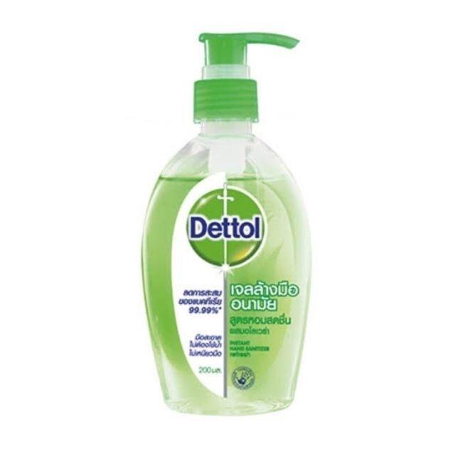 Dettol เจลล้างมือ 200 มล