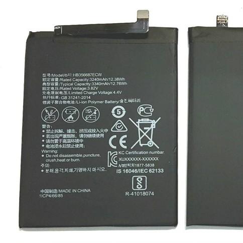 แบต  Huawei  Nova  3i  / รับประกันนาน   3  เดือน