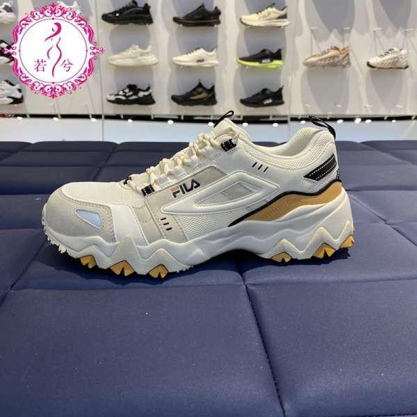 รองเท้า FILA 2020 ฤดูหนาว Huang Jingyu รองเท้าวิ่ง Peak Seeker สไตล์เดียวกัน F12W111142 F12M041112