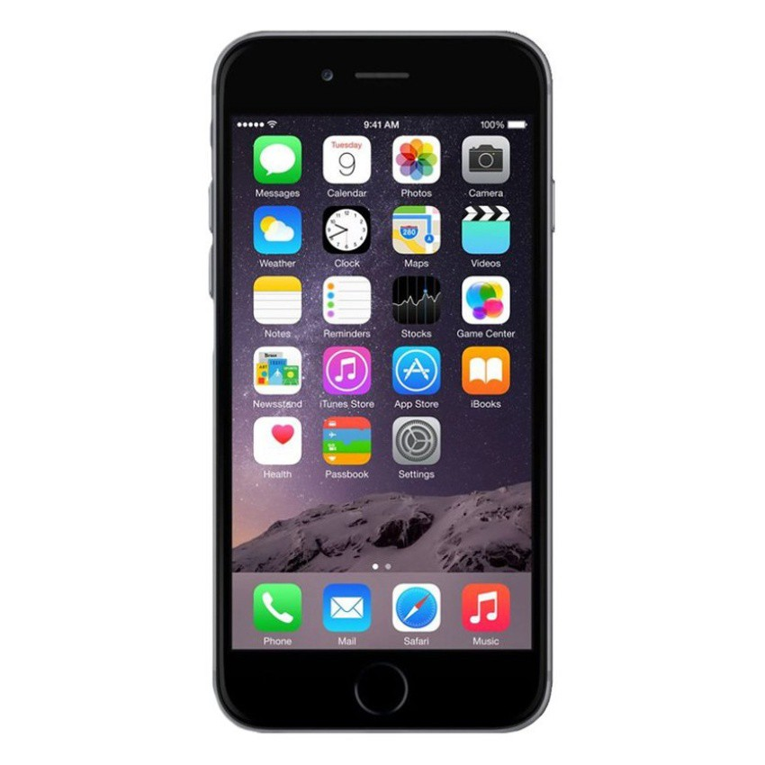 Apple iPhone 6 Plus 64 GB - Space Gray#36
