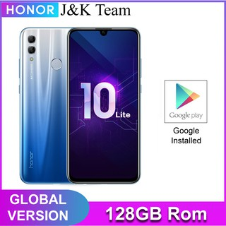 ✟HONOR Hisilicon Kirin 710 10-Lite 128GB 3gb LTE/GSM/WCDMA Octa Core Face Recognition/fingerprint Recognition