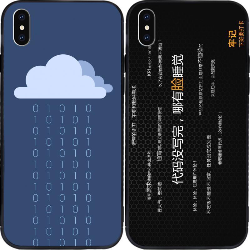โปรแกรมเมอร์เฉพาะ Redmi 7a/Xiaomi 10pro/8pro/CC9/6/Samsung/Note10 โทรศัพท์มือถือ case
