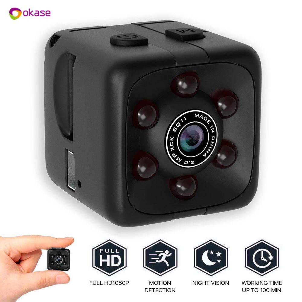 Quelima SQ11 Mini Full HD 1080P DV Car Sports Action Camera b DVR Recorder Cam