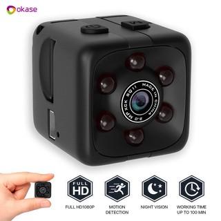 แชร์:  Favorite (393) 📷🔥 ราคาถูก กล้องวงจรปิดขนาดเล็ก 1080 P แบบพกพา🔥