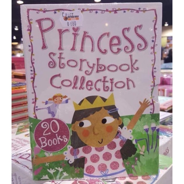 Princess story collection 20 books