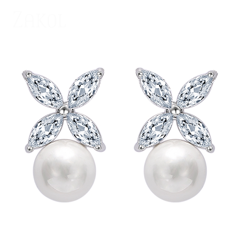 Fashion Women Leaf Earrings GoldSilver Jewelry Gift Wedding Boucles d/'Oreilles
