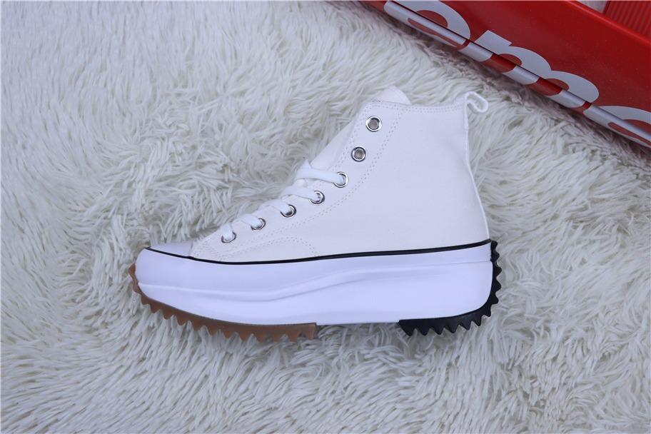 ของแท้ 100% Anderson/Converse chuck Run Star Hike*1 รองเท้าผ้าใบรองเท้าลำลองรองเท้าสเก็ตบอร์ด slip on รองเท้