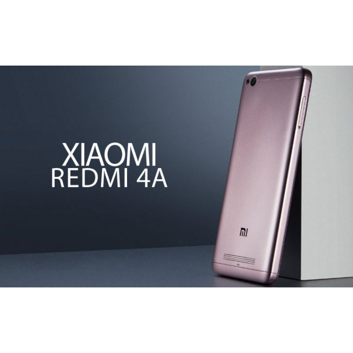 Xiaomi Redmi 4A 5.0inch HD MIUI 8 Android 6.0 4G LTE สมาร์ทโฟน Qualcomm Qualcomm Snapdragon 425 (Ram 2GB - Rom 16GB)