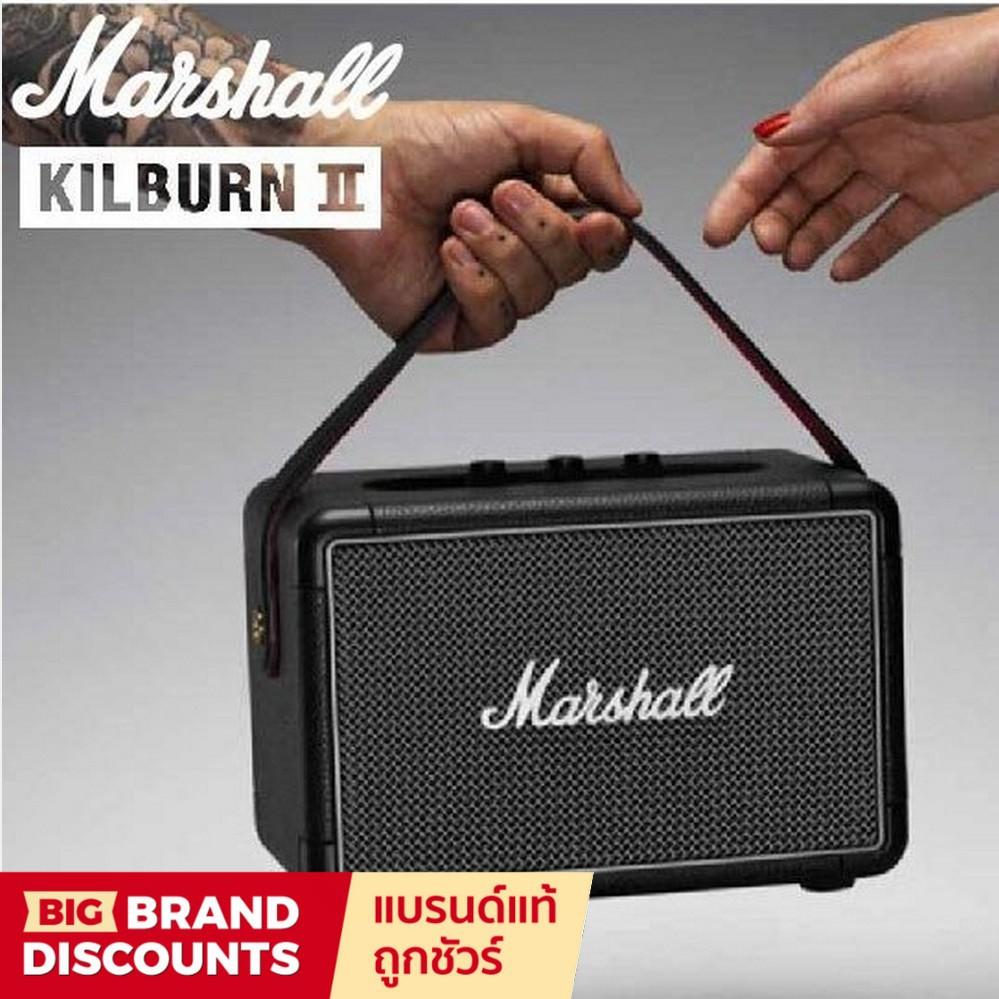 ลําโพงบลูทูธ Marshall Kilburn Ii ( 1 Year Warranty ) 2022