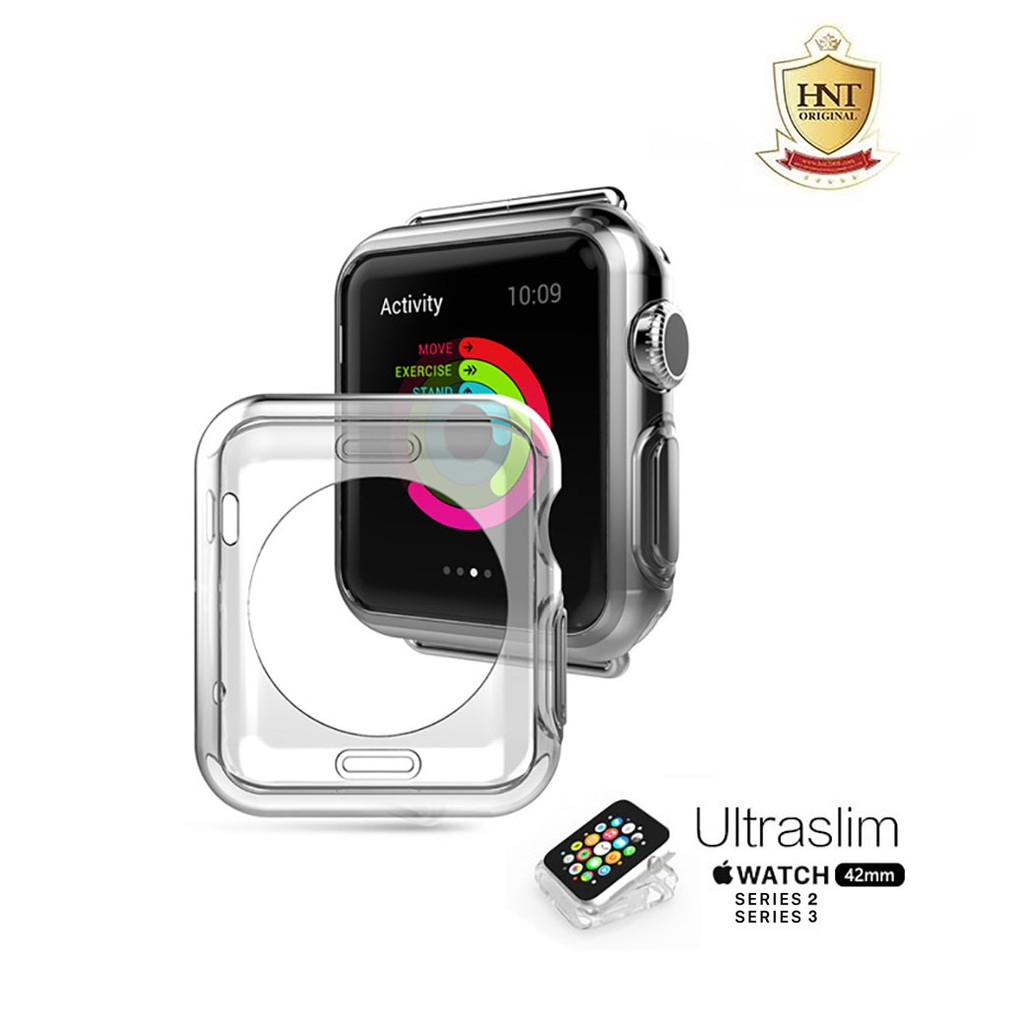 HNT Case TPU เคสกันรอย Apple Watch 38/42/40/44mm.