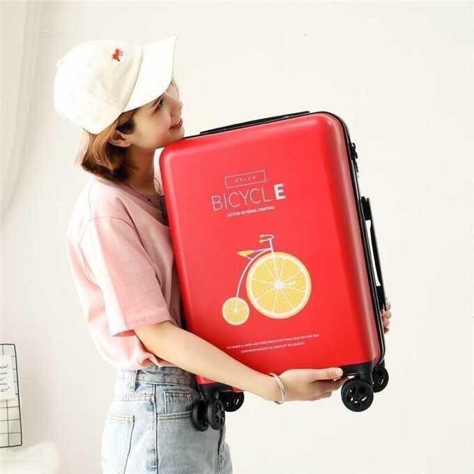 กระเป๋าเดินทางล้อลาก กระเป๋าเดินทาง20นิ้ว 24นิ้ว แข็งแรง ทนทาน น้ำหนักเบา รุ่นA308