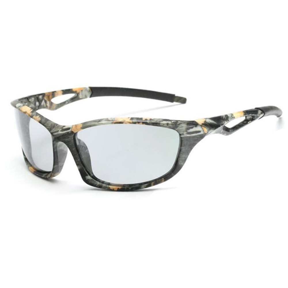 2020 Men Sport Photochromic Polarized Glasses Cycling Eyewear Bicycle Glass MTB Bike Bicycle Riding Fishing Cycling Sung