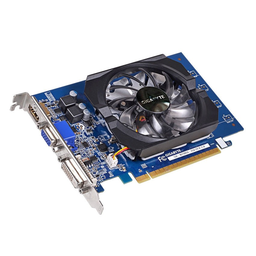 GigaByte Graphic Crad NVIDIA PCIe GT610 Big Fan 1GB (III)