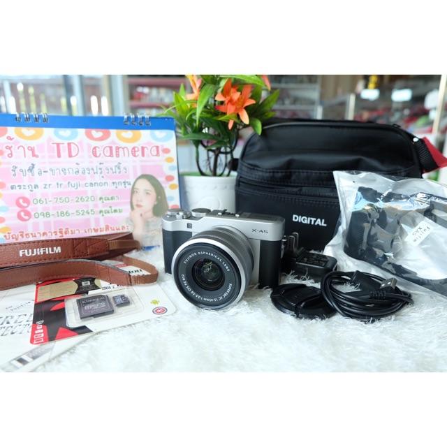 กล้องถ่ายรูปมือสองสภาพมือ 1 Fuji XA5
