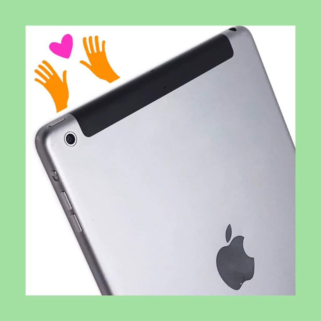 iPad Air 1 32GB Cell สี Space Gray มือสอง สภาพ 90% [ไอแพด ไอแพดมือสอง ไอแพดราคาถูก iPad iPadมือสอง มือ2 ราคาถูก]