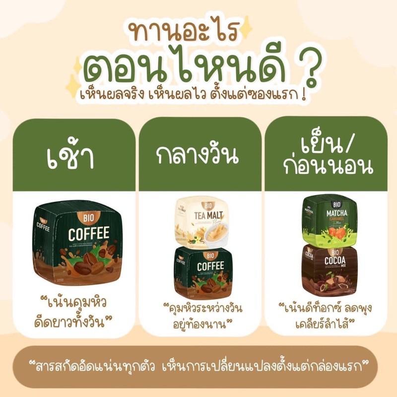 [ขายดีที่สุด] ส่งฟรี Bio Cocoa mix khunchan พร้อมส่ง
