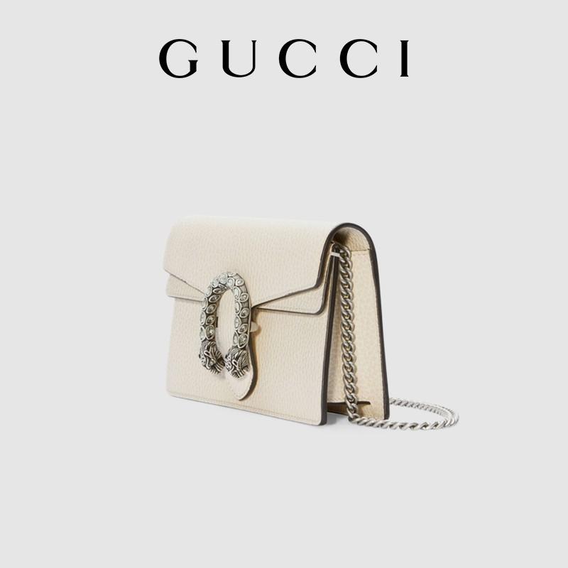 ☬▨◈GUCCI Dionysus Series Supermini Shoulder Bag