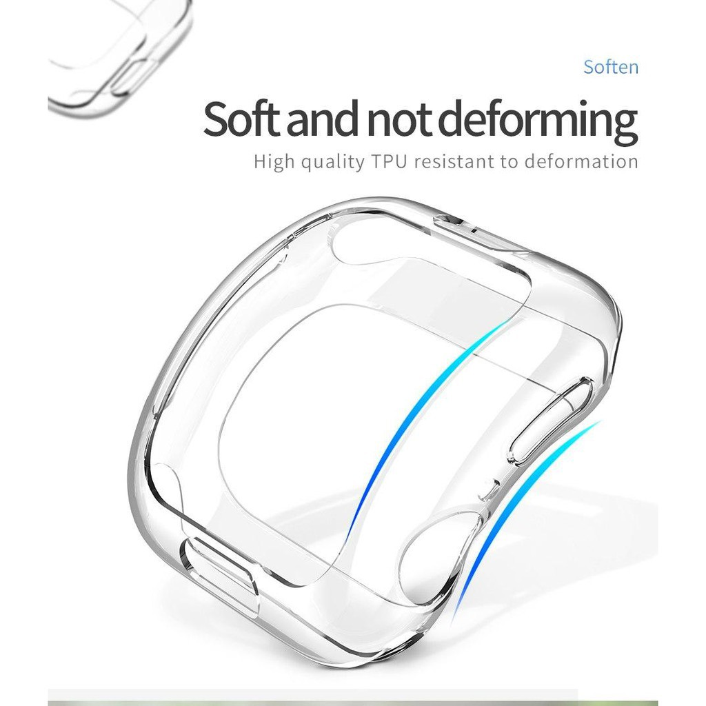 📣🔥💥۞♠Hoco Case เคสแบบนิ่ม For Apple Watch 44mm / 40mm