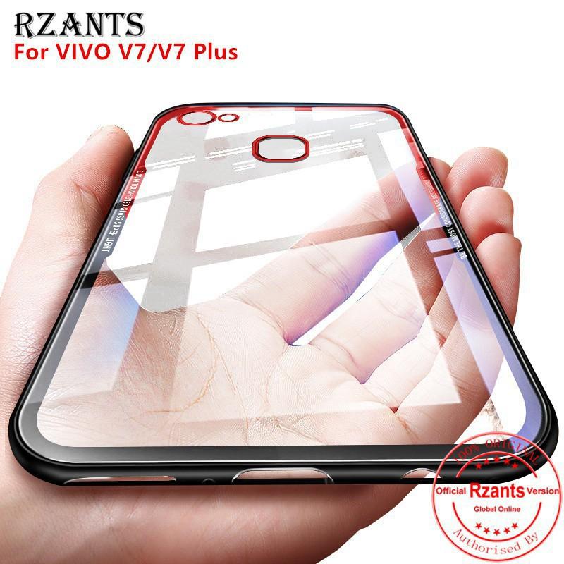 ... VIVO V7 / V7 Plus เคส Case เคสมือถือ【Transparent Beauty Casing 】Original ...