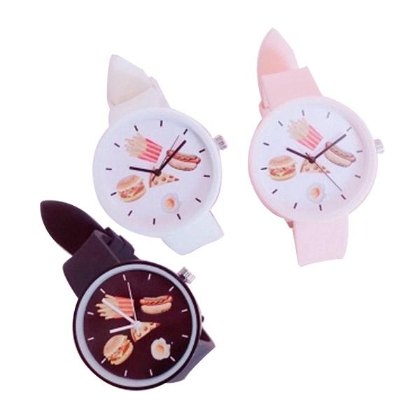 นาฬิกาข้อมือแฟชั่น น่ารักสำหรับสตรี