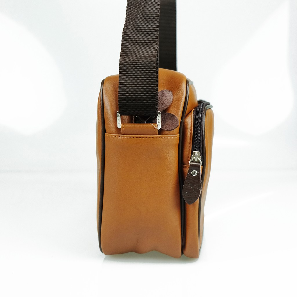 DEVY กระเป๋าสะพายข้าง รุ่น 032-1033-3 w5Js