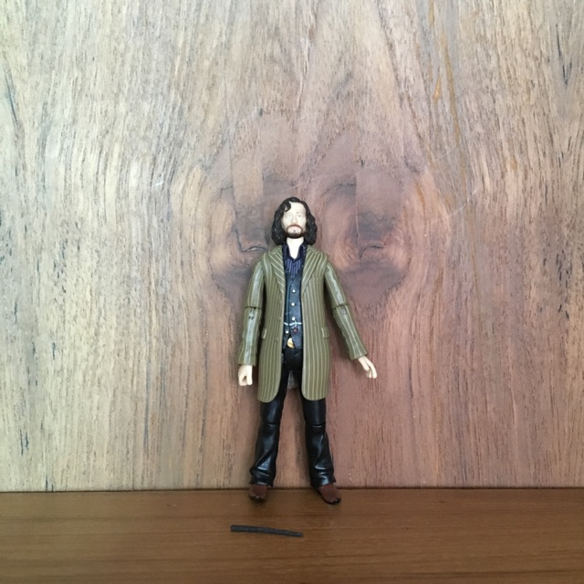 Harry Potter Action Figure 1:18 Sirius Black