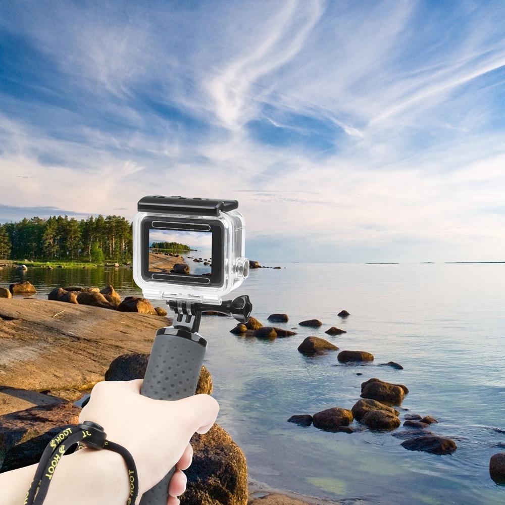 อุปกรณ์เสริมกล้อง GoPro Hero 7 6 5 4 SJCAM Yi Lite 4 K Waterproof