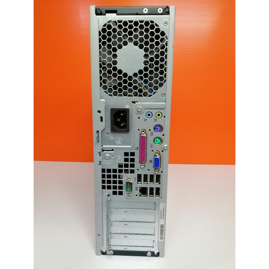 คอม HP Compaq dc7800 Small Form Factor PC Intel® Core™2 Quad Processor  Q6600 RAM 4GB