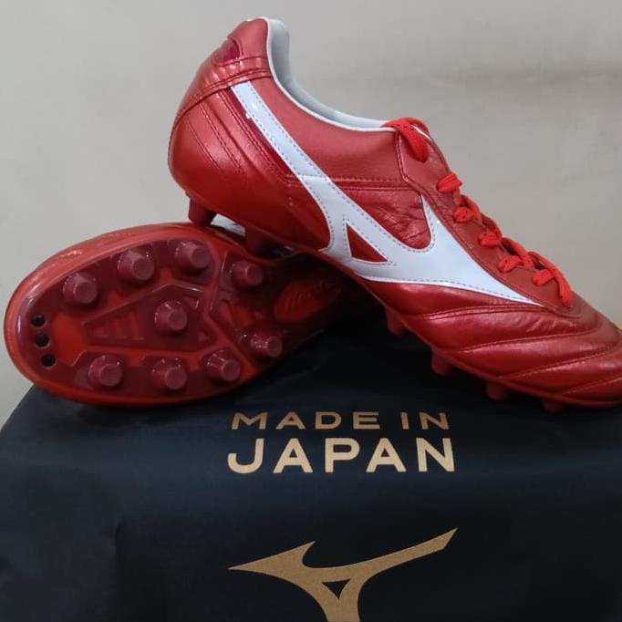 Buruan Buy - Mizuno Morelia Ii Pro Fg Mij กระเป๋าสะพายไหล่สีแดงสไตล์ญี่ปุ่น
