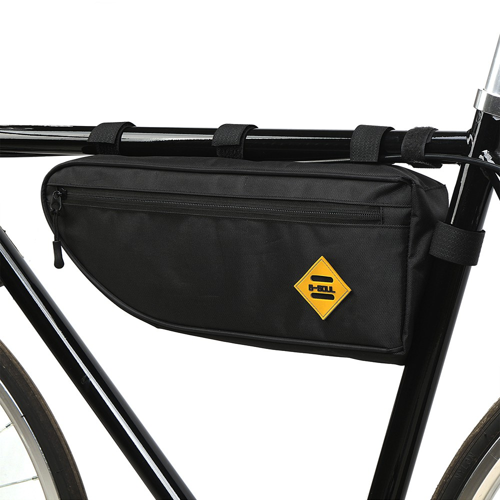 New Fashion Cycling Bike Bicycle Frame Front Tube Triangle Bag Quick Release